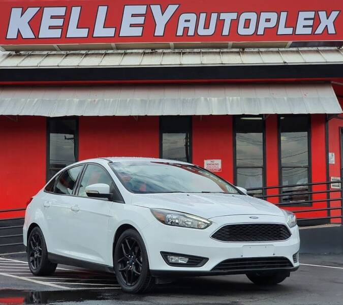 2016 Ford Focus for sale at Kelley Autoplex in San Antonio TX