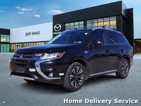 2018 Mitsubishi Outlander PHEV for sale at JEFF HAAS MAZDA in Houston TX