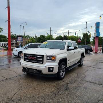 2014 GMC Sierra 1500 for sale at Bibian Brothers Auto Sales & Service in Joliet IL