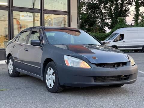 2007 Honda Accord for sale at MAGIC AUTO SALES - Magic Auto Prestige in South Hackensack NJ