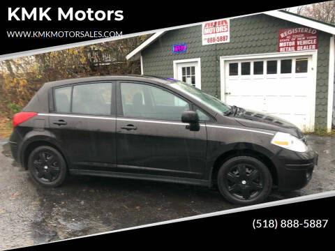 2011 Nissan Versa for sale at KMK Motors in Latham NY