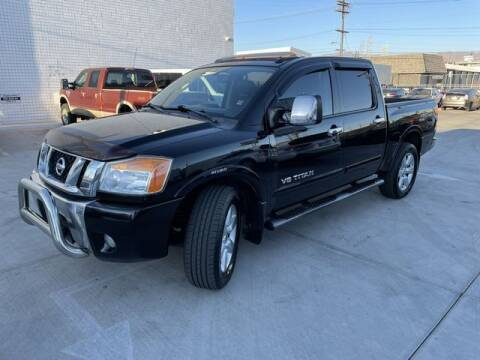 2010 Nissan Titan for sale at Hunter's Auto Inc in North Hollywood CA