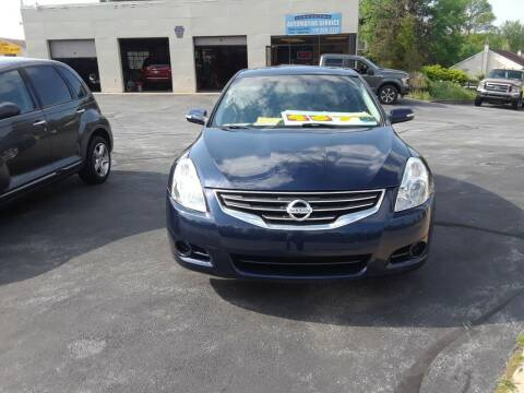 2011 Nissan Altima for sale at Dun Rite Car Sales in Downingtown PA