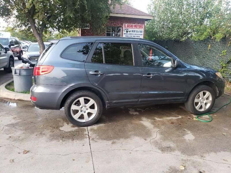 2008 Hyundai Santa Fe for sale at El Jasho Motors in Grand Prairie TX