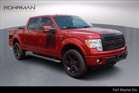 2013 Ford F-150 for sale at BOB ROHRMAN FORT WAYNE TOYOTA in Fort Wayne IN