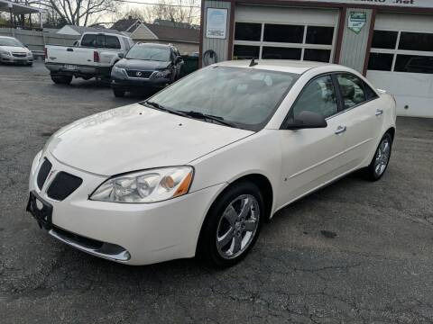 2009 Pontiac G6 for sale at Richland Motors in Cleveland OH