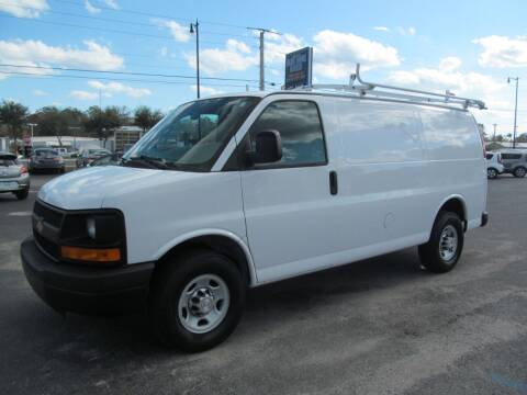 2015 Chevrolet Express Cargo for sale at Blue Book Cars in Sanford FL
