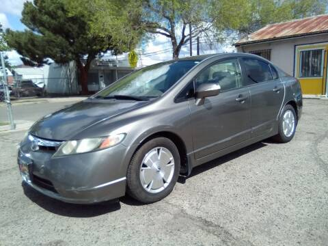 2006 Honda Civic for sale at Larry's Auto Sales Inc. in Fresno CA