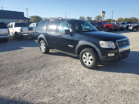 2007 Ford Explorer for sale at Frieling Auto Sales in Manhattan KS