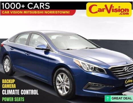 2016 Hyundai Sonata for sale at Car Vision Buying Center in Norristown PA