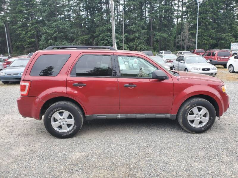 2009 Ford Escape for sale at WILSON MOTORS in Spanaway WA