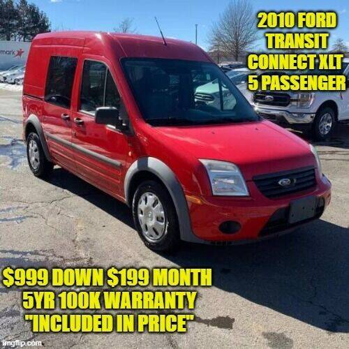 2010 Ford Transit Connect for sale in Rowley, MA