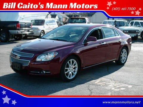 2009 Chevrolet Malibu for sale at Bill Caito's Mann Motors in Warwick RI
