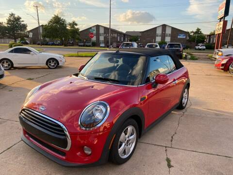 2019 MINI Convertible for sale at Car Gallery in Oklahoma City OK
