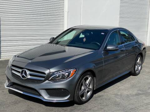 2017 Mercedes-Benz C-Class for sale at Corsa Exotics Inc in Montebello CA