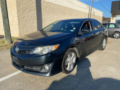 2014 Toyota Camry for sale at Houston Auto Gallery in Katy TX