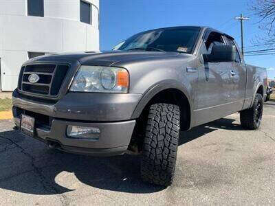 2005 Ford F-150 for sale at Millennium Auto Group in Lodi NJ