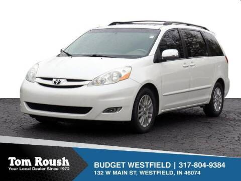 2007 Toyota Sienna for sale at Tom Roush Budget Westfield in Westfield IN