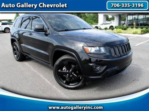 2015 Jeep Grand Cherokee for sale at Auto Gallery Chevrolet in Commerce GA