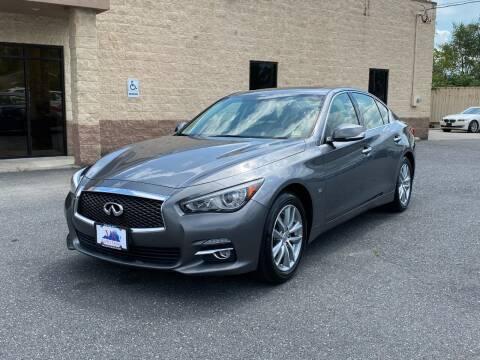 2014 Infiniti Q50 for sale at Va Auto Sales in Harrisonburg VA