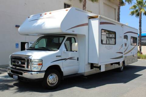 2008 Winnebago Access Series M-31J for sale at Rancho Santa Margarita RV in Rancho Santa Margarita CA