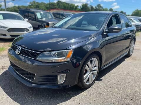 2012 Volkswagen Jetta for sale at Atlantic Auto Sales in Garner NC