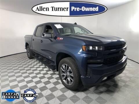 2020 Chevrolet Silverado 1500 for sale at Allen Turner Hyundai in Pensacola FL