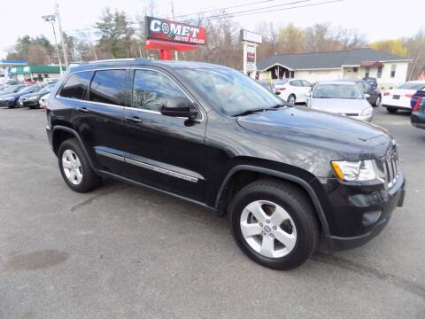 2013 Jeep Grand Cherokee for sale at Comet Auto Sales in Manchester NH