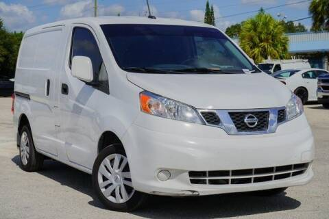 2018 Nissan NV200 for sale at JumboAutoGroup.com in Hollywood FL