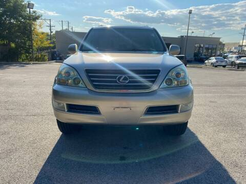 2004 Lexus GX 470 for sale at Platinum Cars Exchange in Downers Grove IL
