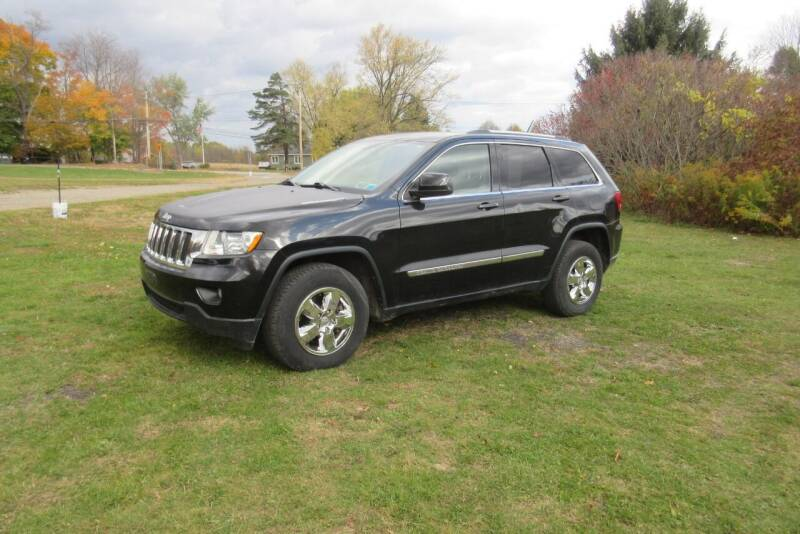 2012 Jeep Grand Cherokee for sale at Clearwater Motor Car in Jamestown NY