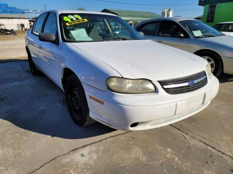 2001 Chevrolet Malibu for sale at Warren's Auto Sales, Inc. in Lakeland FL