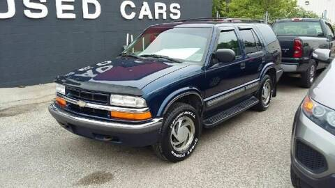 2000 Chevrolet Blazer for sale at 4th Street Auto in Louisville KY