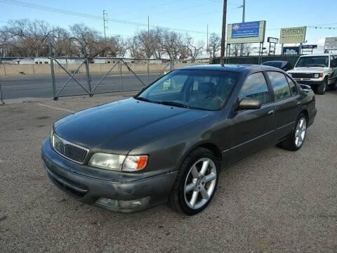 1998 Infiniti I30 for sale at One Community Auto LLC in Albuquerque NM