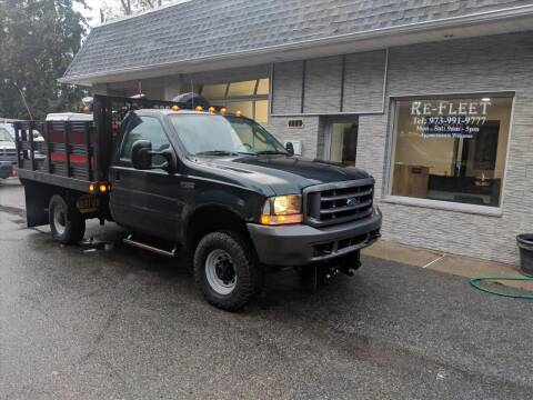 2004 Ford F-350 Super Duty for sale at Re-Fleet llc in Towaco NJ