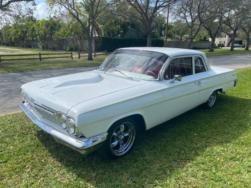 1962 Chevrolet Biscayne for sale at BIG BOY DIESELS in Ft Lauderdale FL
