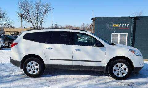 2012 Chevrolet Traverse for sale at THE LOT in Sioux Falls SD