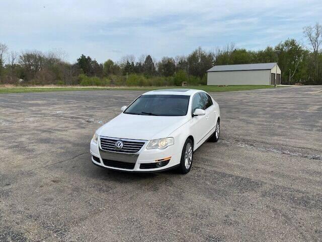 2008 Volkswagen Passat for sale at Caruzin Motors in Flint MI