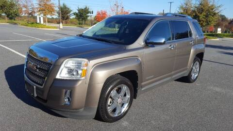 2012 GMC Terrain for sale at memar auto sales, inc. in Marietta GA
