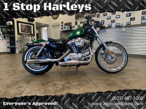 2013 HarleyDavidson XL1200VSeventy-two for sale at 1 Stop Harleys in Peoria AZ