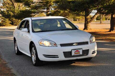 2012 Chevrolet Impala for sale at Auto House Superstore in Terre Haute IN