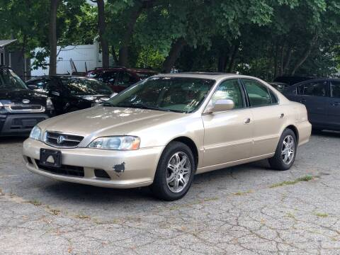 2000 Acura TL for sale at Emory Street Auto Sales and Service in Attleboro MA