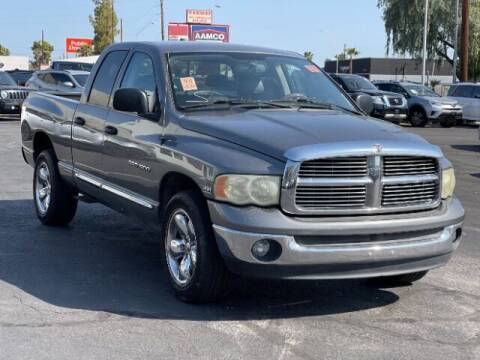 2005 Dodge Ram Pickup 1500 for sale at Curry's Cars Powered by Autohouse - Brown & Brown Wholesale in Mesa AZ