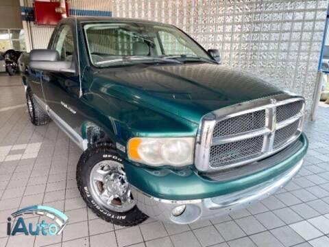 2003 Dodge Ram Pickup 2500 for sale at iAuto in Cincinnati OH