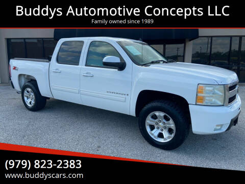 2009 Chevrolet Silverado 1500 for sale at Buddys Automotive Concepts LLC in Bryan TX