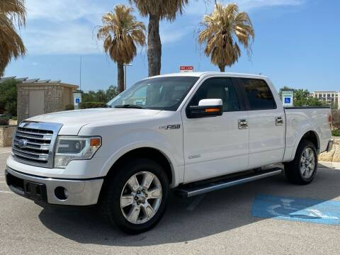 2013 Ford F-150 for sale at Motorcars Group Management - Bud Johnson Motor Co in San Antonio TX