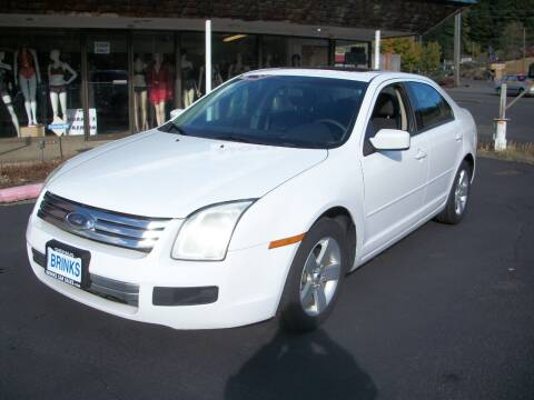 2006 Ford Fusion for sale at Brinks Car Sales in Chehalis WA
