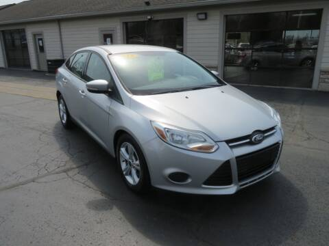 2013 Ford Focus for sale at Tri-County Pre-Owned Superstore in Reynoldsburg OH