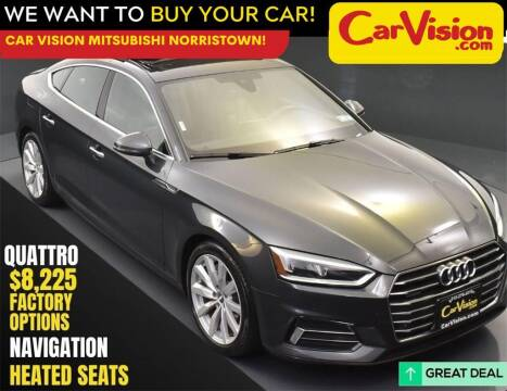 2018 Audi A5 Sportback for sale at Car Vision Mitsubishi Norristown in Norristown PA