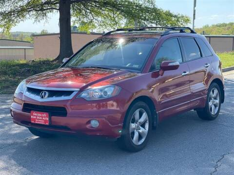 2007 Acura RDX for sale at Real Deal Auto in Fredericksburg VA